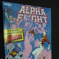 Cómics: ALPHA FLIGHT. VOL 1. Nº 31. FORUM. Lote 58269012