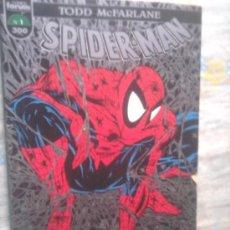 Cómics: SPIDERMAN SPIDER-MAN DE TODD MCFARLANE 1, 2, 4 Y 10 FORUM POSIBILIDAD DE NÚMEROS SUELTOS. Lote 58270428