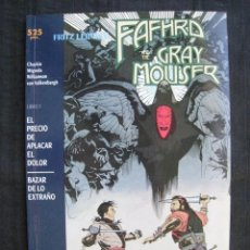 Cómics: FAFHRD AND THE GRAY MOUSER - LIBRO 3 - FORUM.. Lote 58277194