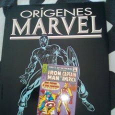Cómics: ORIGENES MARVEL CAPITAN AMÉRICA . Lote 58294708