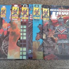 Cómics: MARSHAL LAW -- SERIE LIMITADA DE 6 NUMEROS -- COMPLETA -- EPIC COMICS / FORUM --. Lote 58300927