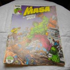 Cómics: COMICS - FORUM - LA MASA - Nº 3 - VER FOTOS - MIRAR TODOS MIS LOTES DE TEBEOS. Lote 58320374