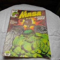 Cómics: COMICS - FORUM - LA MASA - Nº 6 - VER FOTOS - MIRAR TODOS MIS LOTES DE TEBEOS. Lote 58320404