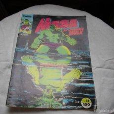 Cómics: COMICS - FORUM - LA MASA - Nº 34 - VER FOTOS - MIRAR TODOS MIS LOTES DE TEBEOS. Lote 58320458