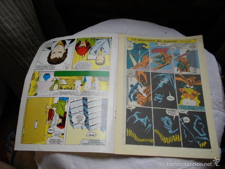 Cómics: COMICS - FORUM - SPIDERMAN - Nº 151 - RAREZA IMPRESO AL REVES VER FOTOS - - Foto 2 - 58321675