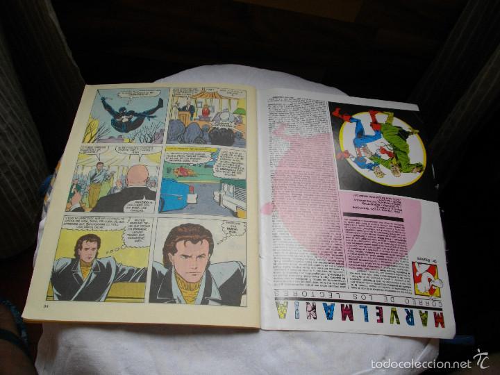 Cómics: COMICS - FORUM - SPIDERMAN - Nº 151 - RAREZA IMPRESO AL REVES VER FOTOS - - Foto 3 - 58321675
