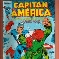 Cómics: COMICS - FORUM - CAPITAN AMERICA- Nº 46 - VER FOTOS - MIRAR TODOS MIS LOTES DE TEBEOS. Lote 58332114