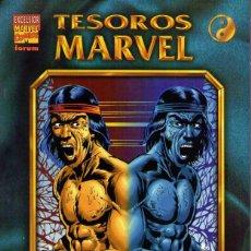 Cómics: TESOROS MARVEL: SHANG-CHI MASTER OF KUNG-FU ESPECIAL B/N (FORUM,2000) - DOUG MOENCH - GENE DAY. Lote 58334026