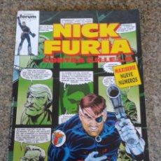Comics : NICK FURIA CONTA S.H.I.E.L.D. -- Nº 3 DE 9 - COMPLETA -- FORUM --. Lote 58375017
