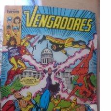 Cómics: LOS VENGADORES N 27 - EL ENEMIGO QUE LLEGO DEL PASADO -- ED. FORUM --REFCAPLEENHAULT. Lote 58375574