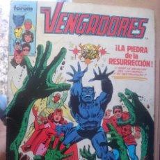 Cómics: LOS VENGADORES N 25 - LA PIEDRA DE LA RESURRECCION -- ED. FORUM --REFCAPLEENHAULT. Lote 58375586