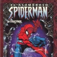 Cómics: SPIDERMAN - BEST OF MARVEL STRACZYNSKI - FORUM. Lote 58391651
