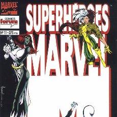 Cómics: SUPERHÉROES MARVEL VOL.1 Nº 11 - FORUM. Lote 58392753