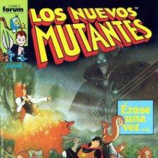 Cómics: LOS NUEVOS MUTANTES VOL.1 Nº 23 - FORUM. Lote 58403463
