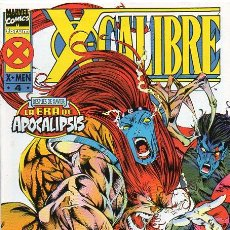 Cómics: X-CALIBRE VOL.1 Nº 4 - FORUM. Lote 58403990