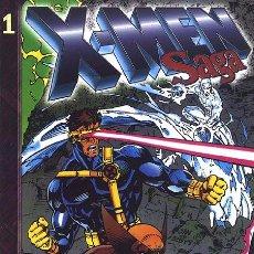 Cómics: X-MEN SAGA VOL.1 Nº 1 - FORUM. Lote 58404494