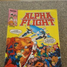 Cómics: ALPHA FLIGHT -- VOLUMEN 1 -- LOTE DE 23 NUMEROS -- FORUM --. Lote 58413688