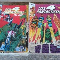 Cómics: LOS 4 FANTASTICOS -- VOLUMEN 1 -- LOTE DE 71 NUMEROS -- FORUM --. Lote 58436893
