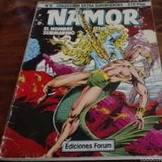Cómics: NAMOR-COLECCION EXTRA SUPERHEROES 9-FORUM. Lote 58444350