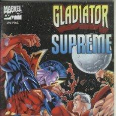 Fumetti: GLADIATOR / SUPREME - FORUM - IMPECABLE. Lote 111519002