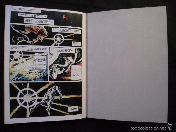 Cómics: MARVEL HEROES - PANTERA NEGRA - RETAPADO - DEL Nº 45 AL Nº 49 - FORUM. - Foto 9 - 58449086