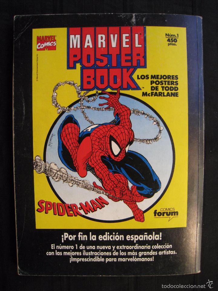 Cómics: MARVEL HEROES - PANTERA NEGRA - RETAPADO - DEL Nº 45 AL Nº 49 - FORUM. - Foto 10 - 58449086