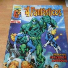 4 FANTASTICOS - Claremon Larroca - Nº 13 - FORUM -