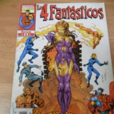 4 FANTASTICOS - Claremon Larroca - Nº 11 - FORUM -