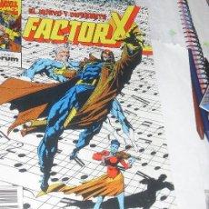 Cómics: FACTOR X. Nº 63. VOL. 1. MARVEL COMICS. FORUM. . Lote 58505034