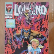 Cómics: COMIC LOBEZNO SERIE REGULAR GRAPA FORUM VOLUMEN 1 NUMERO 36 ( 1992 ). Lote 58508947