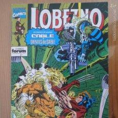 Cómics: COMIC LOBEZNO SERIE REGULAR GRAPA FORUM VOLUMEN 1 NUMERO 38 ( 1992 ). Lote 58508949
