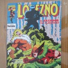 Cómics: COMIC LOBEZNO SERIE REGULAR GRAPA FORUM VOLUMEN 1 NUMERO 42 ( 1992 ). Lote 58508954