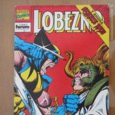 Cómics: COMIC LOBEZNO SERIE REGULAR GRAPA FORUM VOLUMEN 1 NUMERO 49 ( 1993 ). Lote 58508962