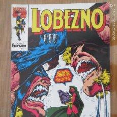 Cómics: COMIC LOBEZNO SERIE REGULAR GRAPA FORUM VOLUMEN 1 NUMERO 57 ( 1994 ). Lote 58508965