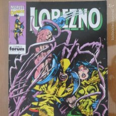 Cómics: COMIC LOBEZNO SERIE REGULAR GRAPA FORUM VOLUMEN 1 NUMERO 58 ( 1994 ). Lote 58508966