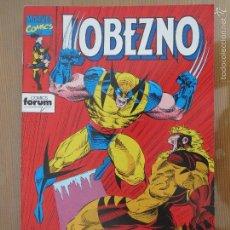 Cómics: COMIC LOBEZNO SERIE REGULAR GRAPA FORUM VOLUMEN 1 NUMERO 59 ( 1994 ). Lote 58508969