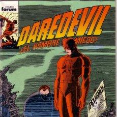 Cómics: COMIC * DAREDEVIL ¡EL HOMBRE SIN MIEDO!: ¡SALVAR EL PLANETA!*. Nº 3. ED. FORUM. AÑO 1989. NUEVO.. Lote 58509197