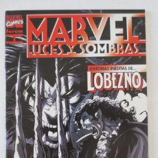 Cómics: MARVEL LUCES Y SOMBRAS LOBEZNO. Lote 58531628