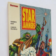 Cómics: STAR JAMMERS. Lote 58531731