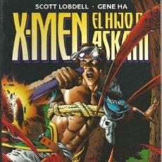 Cómics: X MEN - EL HIJO DE ASKANI - LAS NUEVAS AVENTURAS DEL JOVEN CABLE . SCOTT LOBDELL . GENE HA. Lote 58542456