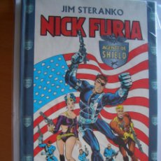 Cómics: NICK FURIA, AGENTE DE SHIELD (FORUM, 2000). Lote 35357551
