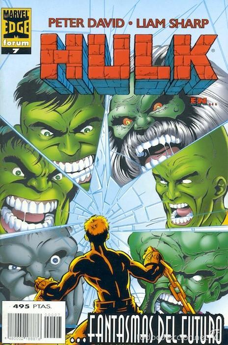 HULK VOL. 2 Nº 7 - FORUM - IMPECABLE (Tebeos y Comics - Forum - Hulk)