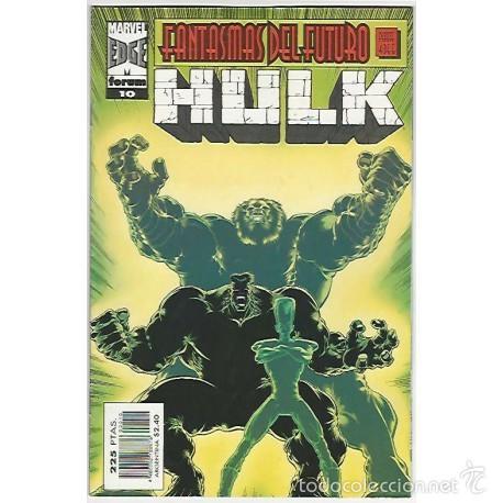 HULK VOL. 2 Nº 10 - FORUM - IMPECABLE (Tebeos y Comics - Forum - Hulk)