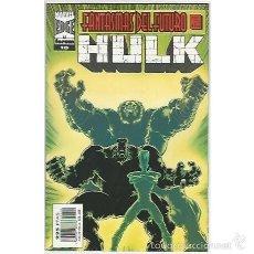 Cómics: HULK VOL. 2 Nº 10 - FORUM - IMPECABLE. Lote 146313182