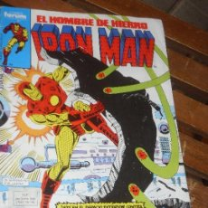 Cómics: IRON MAN EL HOMBRE DE HIERRO. Nº 13. VOL. 1. MARVEL COMICS. FORUM.. Lote 293418183
