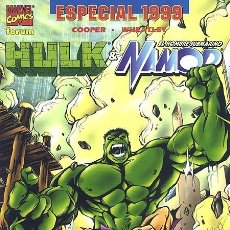 Comics: HULK ESPECIAL 1999 - FORUM - IMPECABLE. Lote 72736117
