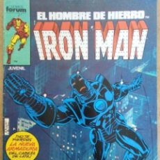 Fumetti: IRON MAN VOL. 1 Nº 10 - FORUM. Lote 58564129
