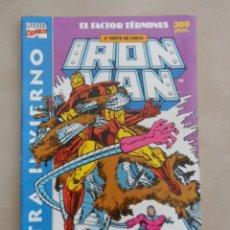 Cómics: IRON MAN EXTRA INVIERNO 1991 - POSIBLE ENVÍO GRATIS- FORUM -EL FACTOR TÉRMINUS: EL PRINCIPIO DEL FIN. Lote 58585105