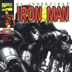 Comics: IRON MAN VOL. 4 Nº 19 - FORUM - IMPECABLE. Lote 58599750