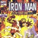 Cómics: IRON MAN VOL. 4 Nº 21 - FORUM - IMPECABLE. Lote 160193813